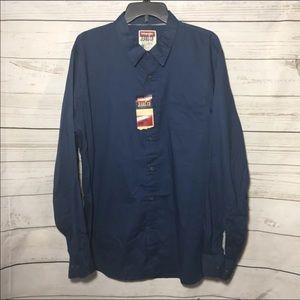 Wrangler Men's Button Front Shirt